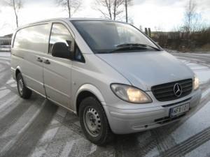 Mercedes Benz Vito lyhytmalli!